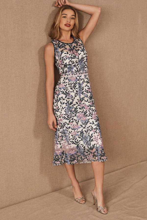 Marchesa Privola Dress
