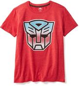 Old Navy Transformers Tee for Boys