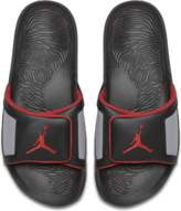 Nike Jordan Hydro III Retro Men's Slide Sandal, by Size 7 (Black) - Clearance Sale