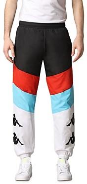 Kappa Authentic Race Clovy Track Pants