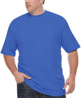 Claiborne Drop-Needle Tee - Big & Tall