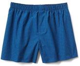 Gap Holiday plaid boxers
