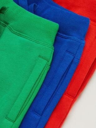 Very Boys 3 Pack Jogger Shorts - Multi