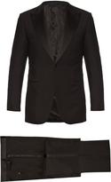 Lanvin Smoking wool and mohair-blend tuxedo