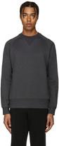 Y-3 Grey Cotton Sweatshirt