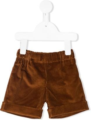 La Stupenderia Corduroy Style Shorts