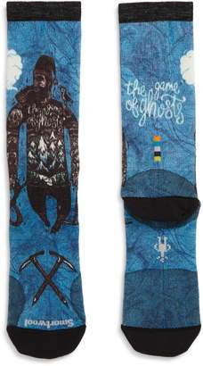 Smartwool Curated Game of Ghosts Crew Socks