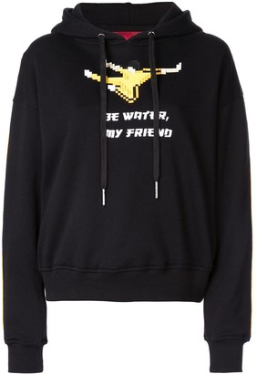 Mostly Heard Rarely Seen 8 Bit Mobility hoodie