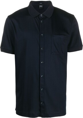 HUGO BOSS Chest Pocket Polo Shirt