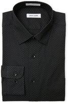 Pierre Cardin Circle Print Dress Shirt