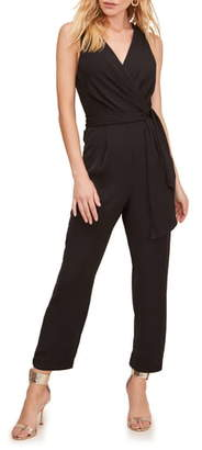 ASTR the Label Side Tie Jumpsuit