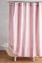 Bunglo Casablanca Shower Curtain