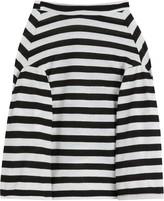 Petements pet long-sleeved striped T-shirt