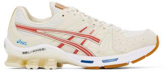 Asics White Retro Tokyo Edition Gel-Kensei OG Sneakers