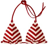 Converse One Star® Women's Chevron Triangle Swim Top - Red