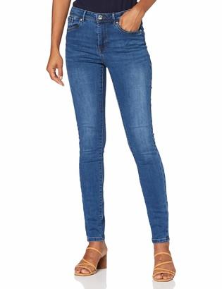 Vero Moda Women's VMTANYA MR S Piping Jeans VI369 NOOS