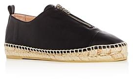 Andre Assous Women's Ciara Leather Espadrille Flats