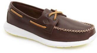 Sperry Sojourn 2-Eye Slip-On Shoe
