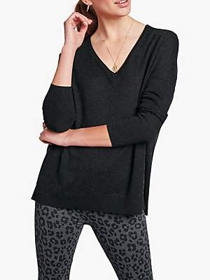 Hush Alexis V-Neck Jumper
