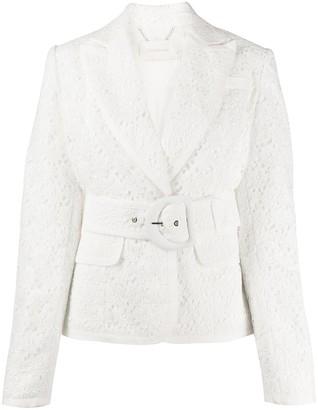 Zimmermann Super Eight lace blazer