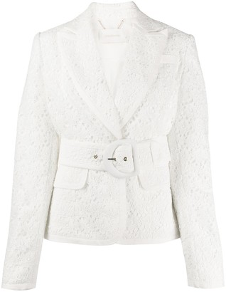 Zimmermann Super Eight lace blazer