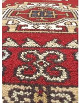 Ecarpetgallery Royal Kazak Red Wool and Cotton Hand-knotted Oriental Runner Rug (2'9 x 10')