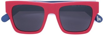 Stella McCartney Square Frame Sunglasses