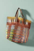Epice Aviana Plaid Tote Bag