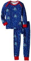 BedHead Kids Long Sleeve Long Bottom Pajama Set (Infant)
