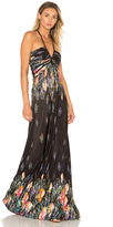 Sky Yamming Maxi Dress