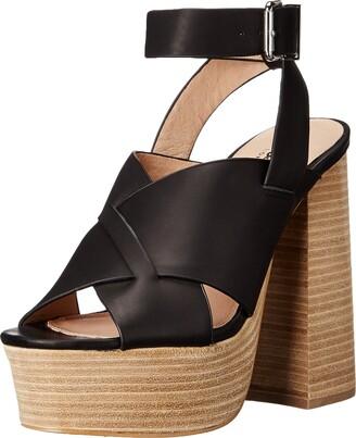 Shellys Women's Loud Platform Sandal