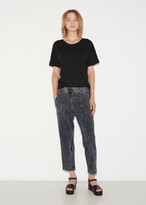 Raquel Allegra Cropped Sweatpant