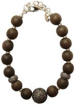 Heather Gardner - Black Diamond Bead Bracelet