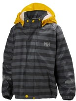 Helly Hansen Toddler Boy's K Voss Windproof Rain Jacket