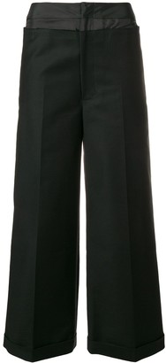 REJINA PYO wide leg trousers