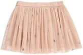 Stella McCartney Star-Print Honey Tulle Petticoat