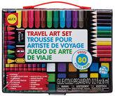 Alex 80 Piece Travel Art Set