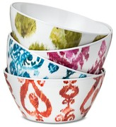 Mudhut Rayna Melamine Cereal Bowl - Set of 4