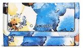 G by Guess GByGUESS Women's Fairwood Floral-Print Flap Wallet