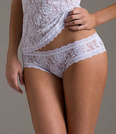 Hanky Panky Bride Floral Lace Cheeky Hipster Panty