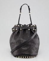 Alexander Wang Diego Studded Drawstring Bag