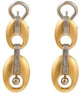 Baraka 18K Yellow Gold Earrings