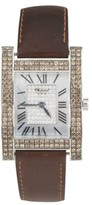 Chopard Your Hour 17/3451-55 18K White Gold Quartz Diamond & Mother Of Pearl Womens Watch