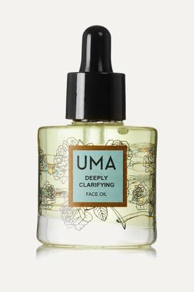 UMA OILS + Net Sustain Deeply Clarifying Face Oil, 30ml - one size