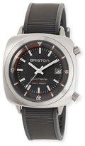 Briston Clubmaster Diver Automatic Watch, Gray