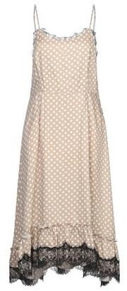 Toy G. 3/4 length dress