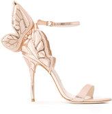 Sophia Webster butterfly heel sandals