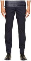 ATM Anthony Thomas Melillo Cotton Poplin Classic Cuffed Pants Men's Casual Pants