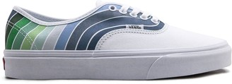 Vans Authentic striped sneakers