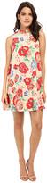 Brigitte Bailey Kora Mock Neck Floral Print Dress